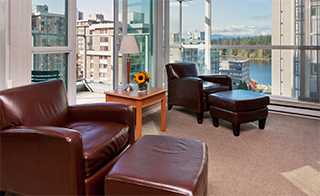 City / Park Views Premium Two Bedroom Suite