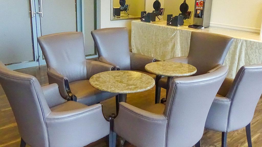 Lord Stanley Breakfast Room Remodeled