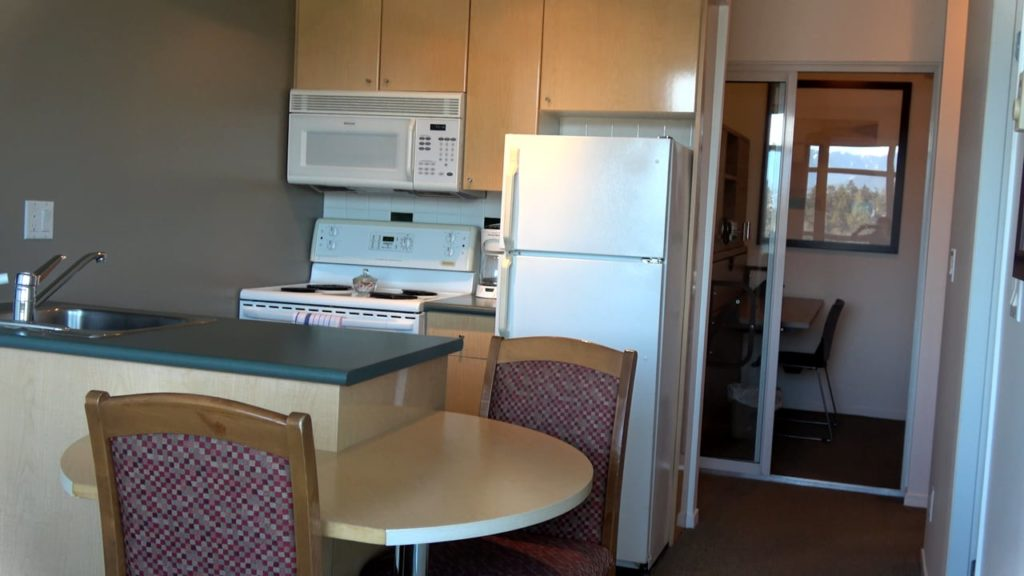 Premium Suites Kitchen & Dining Nook